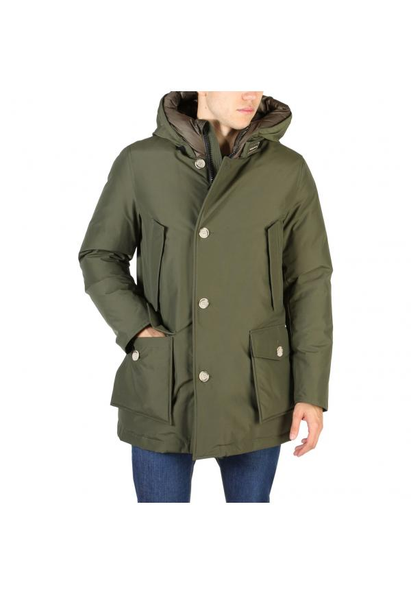 Woolrich Clothing Jackets - Green