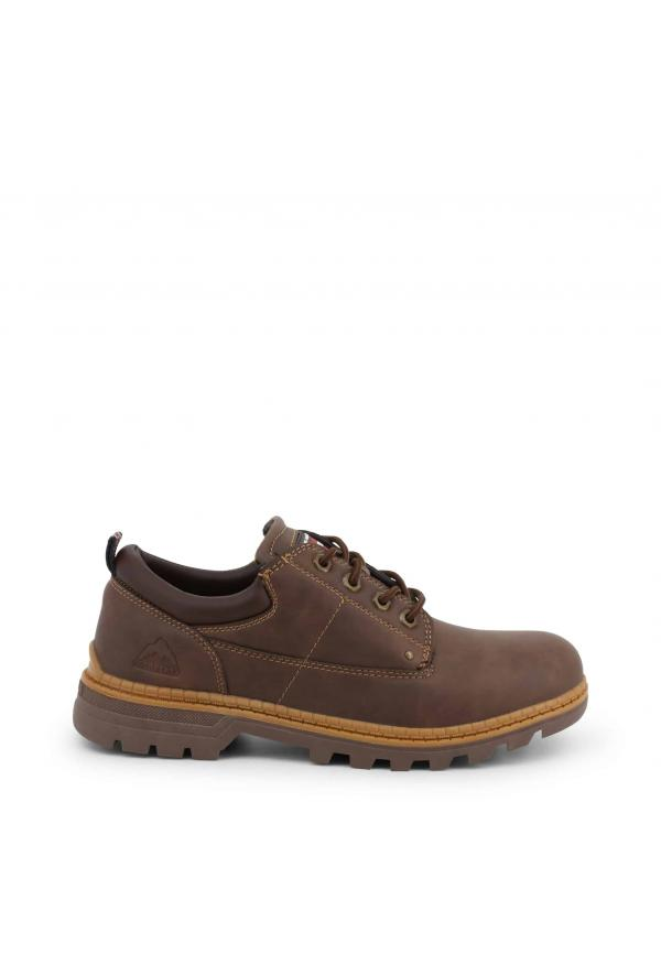 Carrera Jeans Lace Up - Brown