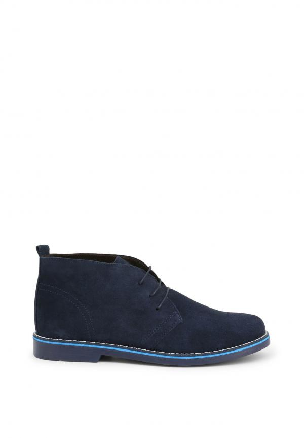 Marco Nils CAMOSCIO Shoes Lace up - Blue