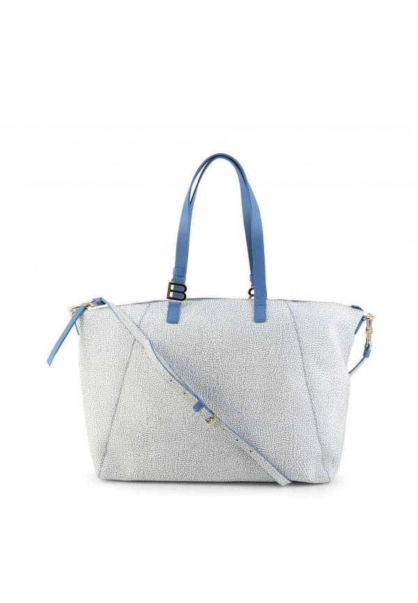 Borbonese Shopping bags - Blue