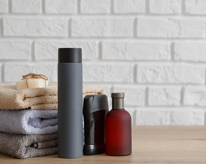 men grooming collection