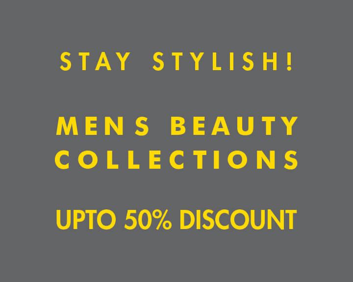 men beauty collection